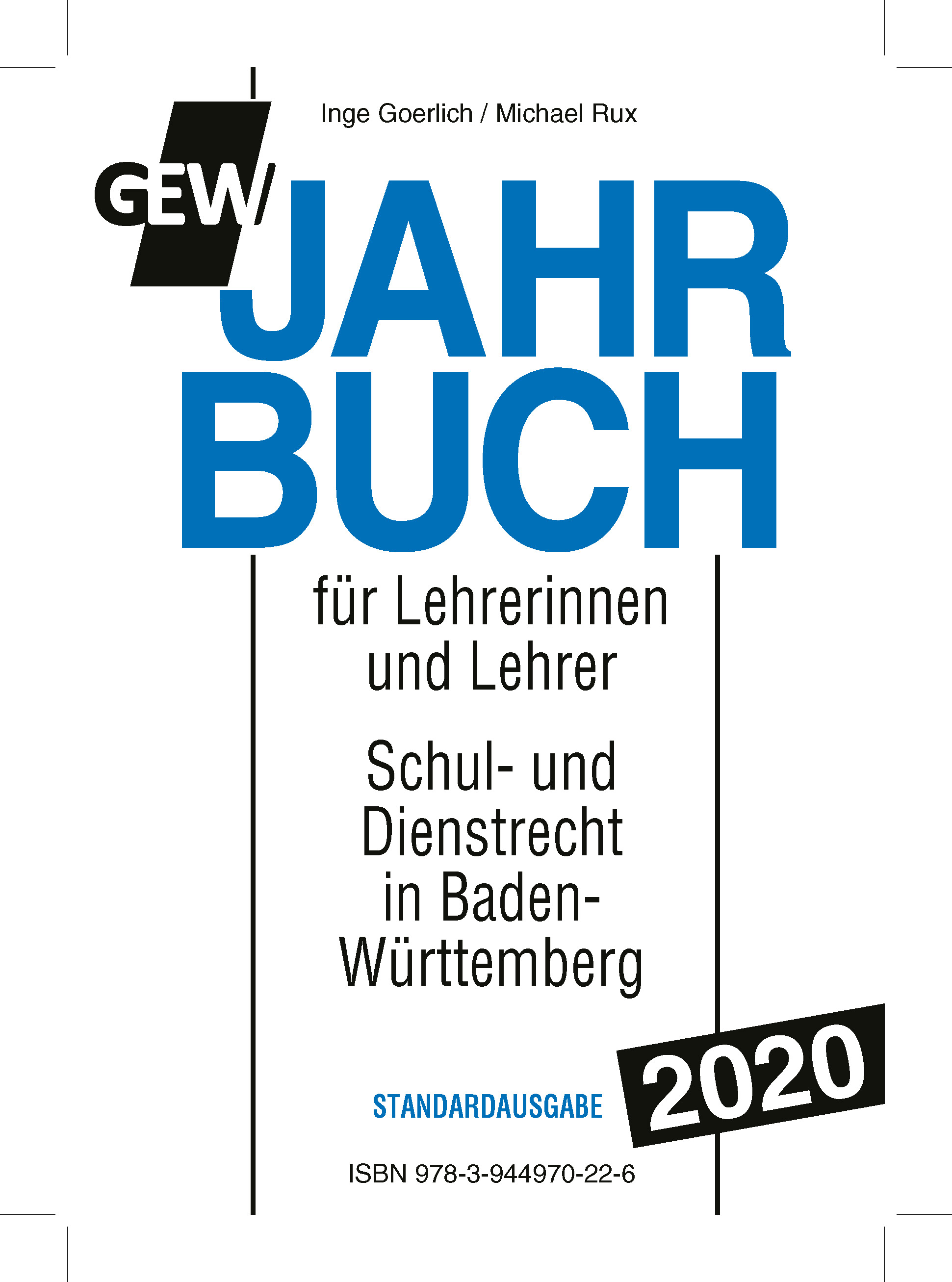 GEW-Jahrbuch