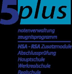 Zusatzcode 5Plus HSA und RSA Bildungsplan 2016