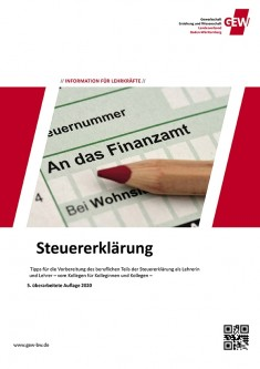 Steuererklärung - 5. überarbeitete Auflage 2020