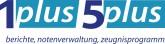 1plus + 5plus Schullizenz Paket 2016 mit Word-Modul